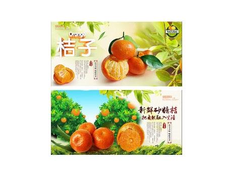 臍橙包裝印刷