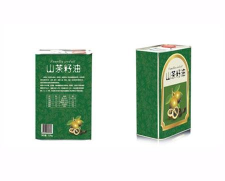 茶油包裝盒